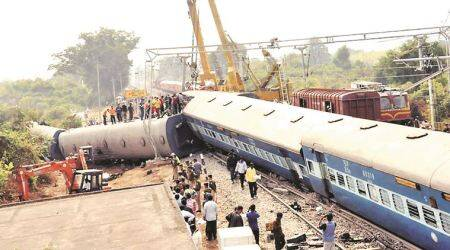 No trace of explosives, Maoist theory in AP rail accident takes a hit