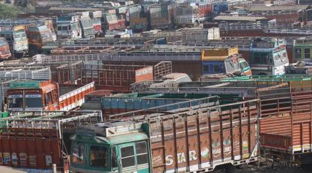 State truck operators plan indefinite strike