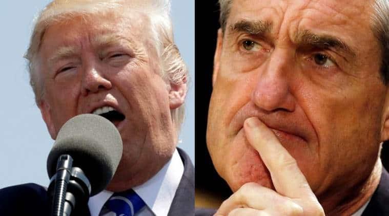 Donald trump, US, US president, Robert Mueller, Robert Mueller investigation team,
