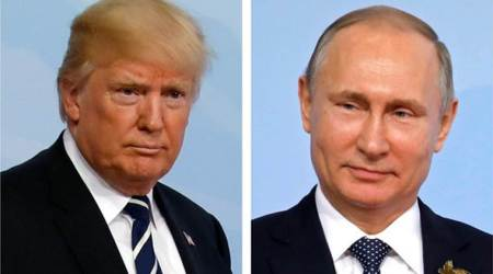 Putin says Trump 'not my bride, and I'm not his groom'