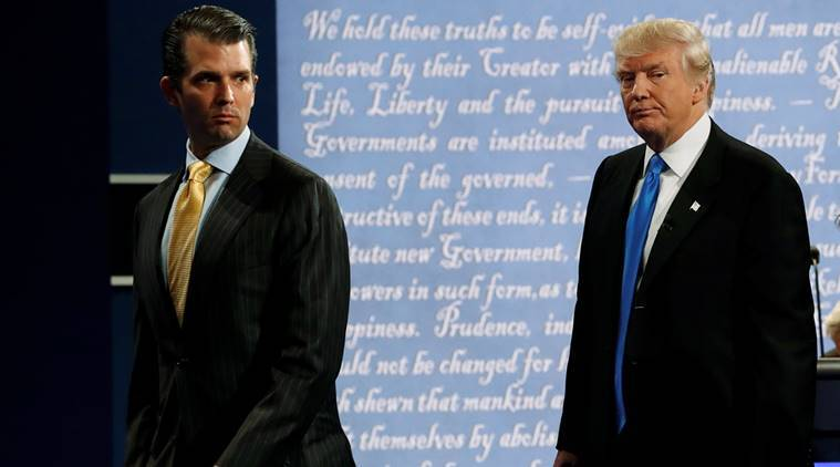 donald trump jr, donald trump, trump russia scandal, donald trump son russia, russia us presidential elections, russia hillary clinton, world news