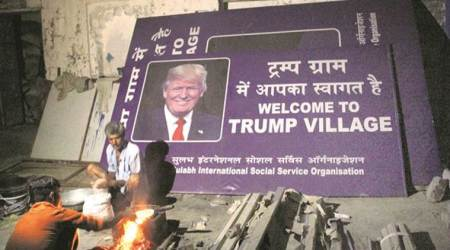 Haryana village presses for name change: Trump gave us identity