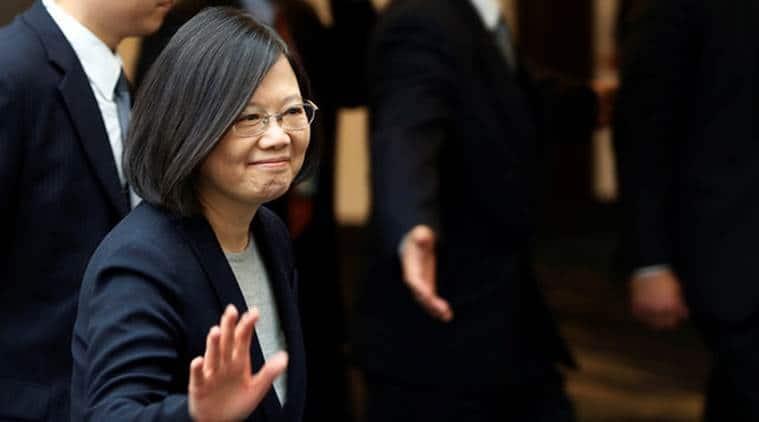 taiwan, taiwan lawmakers clash, Taiwan parliament, Tsai Ing-wen, world news