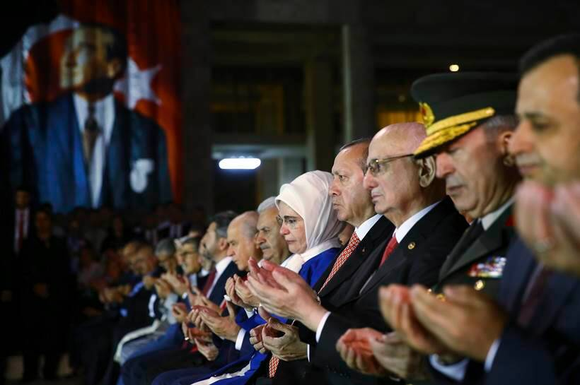 turkey coup, turkey, turkey coup anniversary, Recep Tayyip Erdogan, turkey military, turkey coup attempt, turkey failed coup anniversary, erdogan, turkey news, world news