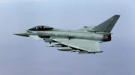 Russia calls Britain's Black Sea air force interceptionsdangerous