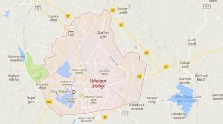 udaipur, gujarat, udaipur accident, gujarat, udaipur bus accident, gujarat pilgrims, india news