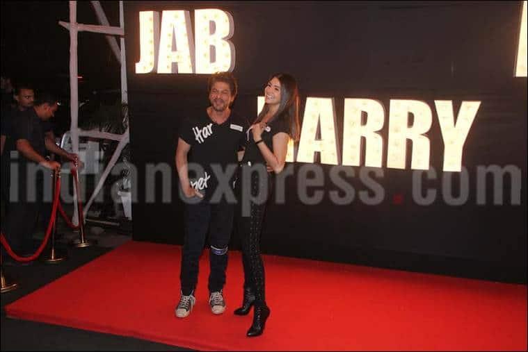 Jab Harry Met Sejal, shah rukh khan, anushka sharma, Jab Harry Met Sejal song Beech Beech Mein, shah rukh khan images, anushka sharma images