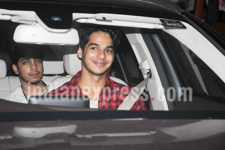 ishan khatter, ishaan khatter pics, ishaan khatter pictures, ishan khatter photos, mom screening