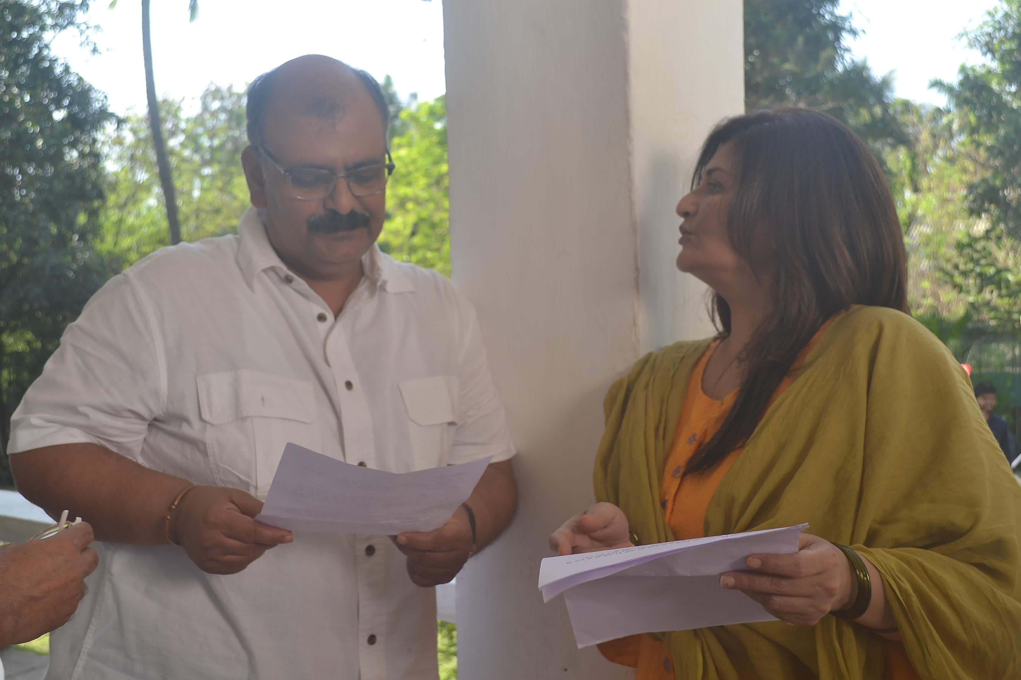 Sarika,Sarika web series,Vinay Pathak, Vinay Pathak sarika, SarikaAb Ki Baari Vipin Bihari,Ab Ki Baari Vipin Bihari