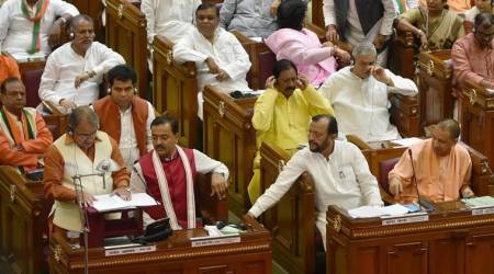 BJP flays opposition boycott in Uttar Pradesh Assembly