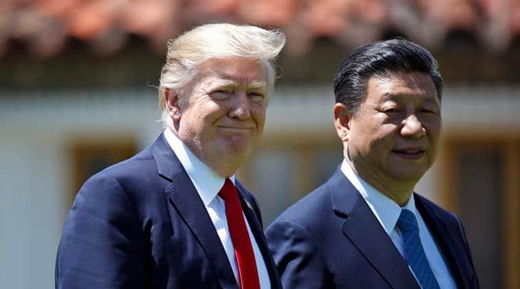 Xi Jinping, Donald Trump, China beef, America China trade