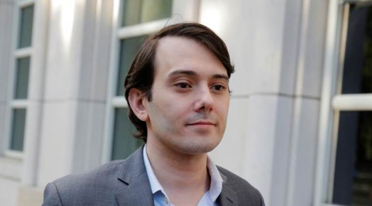 martin shkreli, martin shkreli sentenced to prison, pharma bro martin shkreli, martin shkreli goes to jail, us businessman convicted