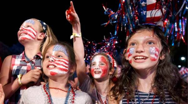 US Independence Day , American Independence Day , Fourth July , America