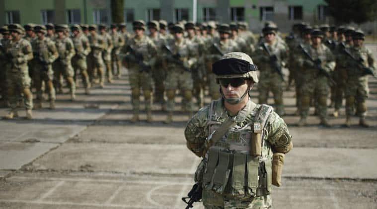 US Army, Islamic state, ISIS, Ikaika Kang, Hawaii, US army soldier, FBI, World, Indian Express news
