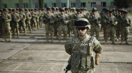 US Army soldier arrested on charges of alleged ties to IslamicState