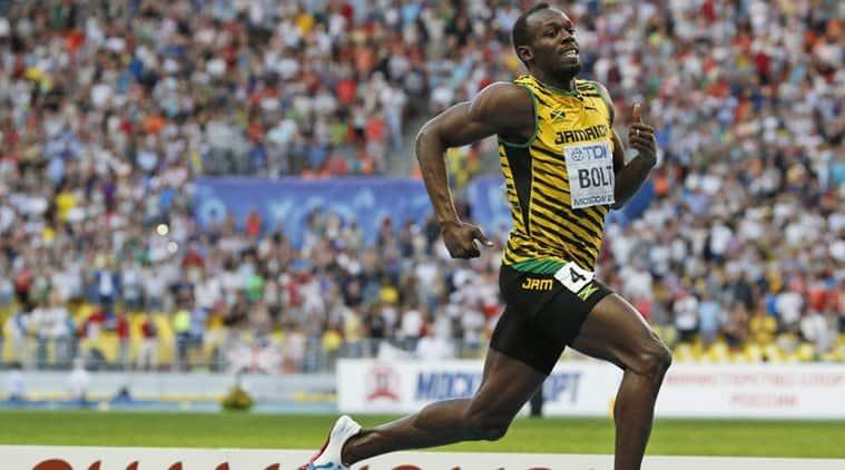 Usain Bolt, Usain Bolt races, Usain Bolt medals, sports news, Indian Express