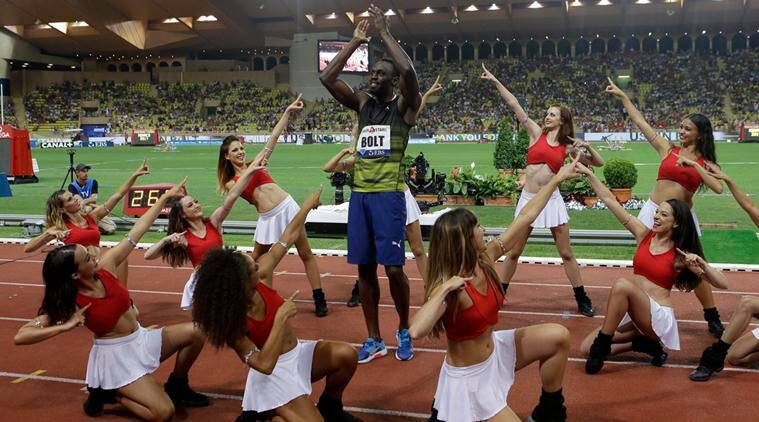 Usain Bolt wins final 100-metre tune-up before worlds