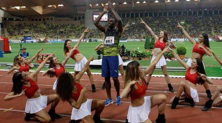 Usain Bolt on right path to defend his 100m crown at World Championships