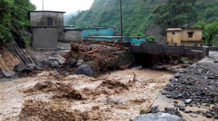 Heavy rains lash most parts of Uttarakhand, rivers overflowing