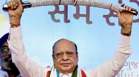 In Gujarat poll run-up, Shankersinh Vaghela exits Congress, BJP greets him on b'day