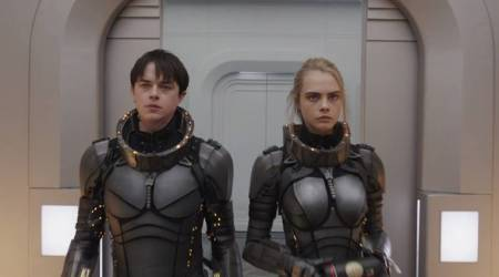 Valerian and the City of a Thousand Planets movie review: A lot of space and time unfilled