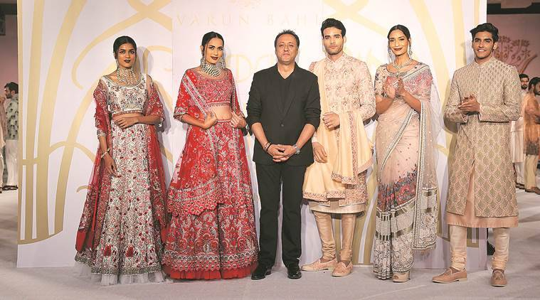 india couture week 2017 news, fashion news, lifestyle news, indian express news