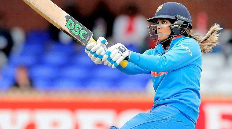 ICC Women's World Cup 2017, Veda Krishnamurthy, Indian Express