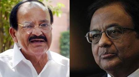 Venkaiah Naidu hits out at P Chidambaram, says 'give constructive suggestions on GST'
