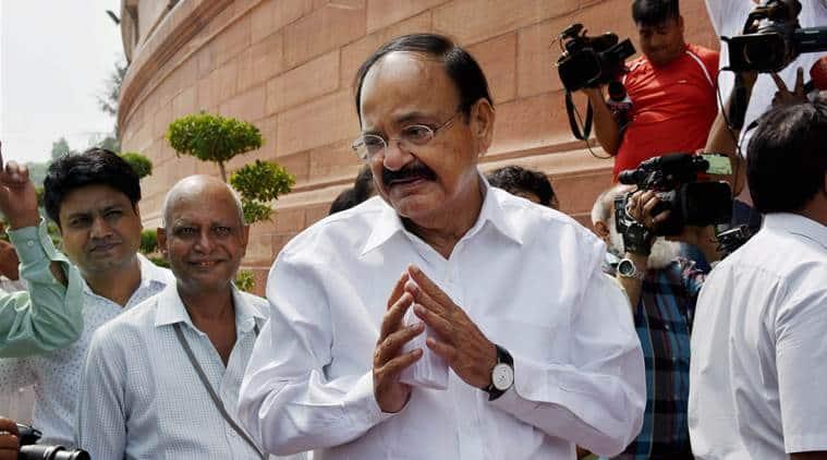 Jairam Ramesh, Venkaiah Naidu, Naidu corruption charges, Vice-Presidential Elections