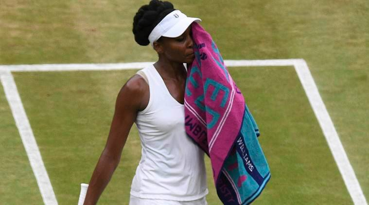 Garbine Muguruza, Venus Williams, Wimbledon 2017, US Open, Eva Asderaki-Moore