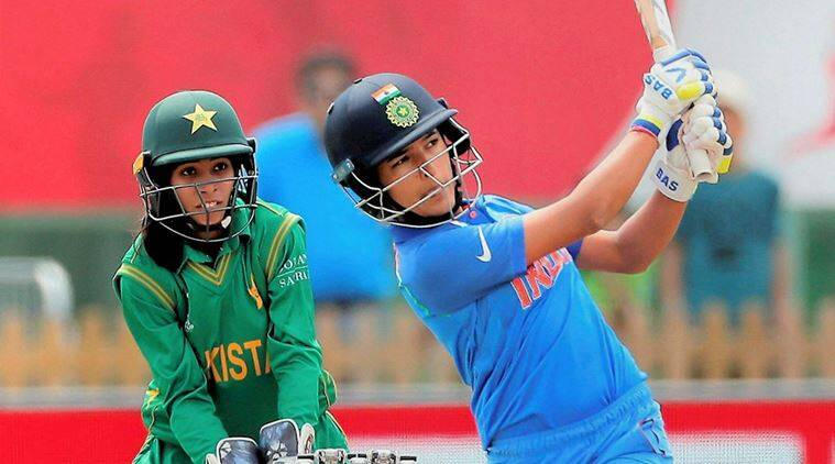 Sushma Verma, India vs Pakistan, Indian Express
