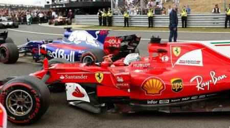 No need to panic, says Sebastian Vettel after tyre drama