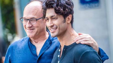 Vidyut Jammwal-starrer Junglee to be directed by American filmmaker Chuck Russell, shoot to begin in October. See photo