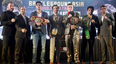 Tickets for Vijender Singh's bout against Zulpikar Maimaitiali go on sale