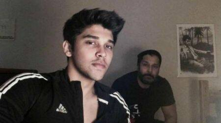 Chiyaan Vikram's son Dhruv all set to rule Tamil cinema and we have proof. Watch video