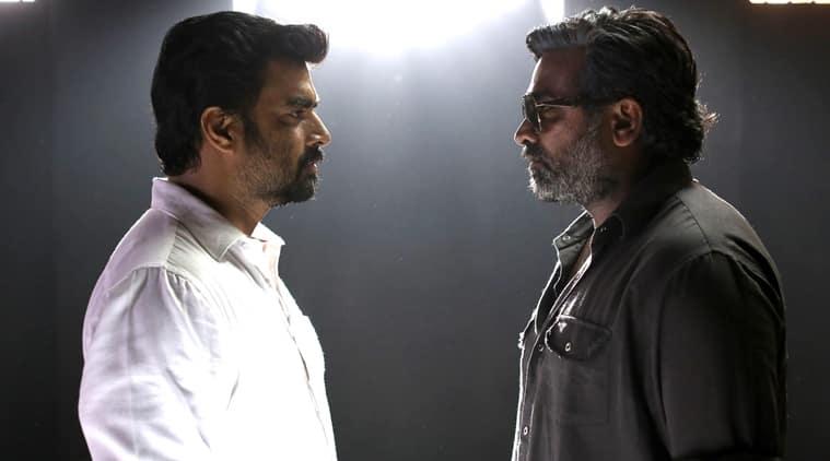 Vikram Vedha Movie Review & Vikram Vedha Rating-R. Madhavan, Vijay Sethupathi