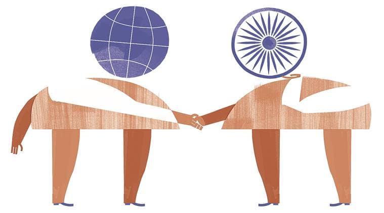 india international relations, modi in israel, west asia, modi government, narendra modi, Benjamin Netanyahu, modi israel relations, UNGA, indian express news, india news, indian express opinion