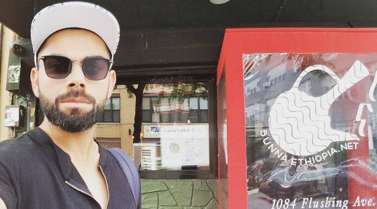 Virat Kohli continues his holiday in U.S., see latest pic