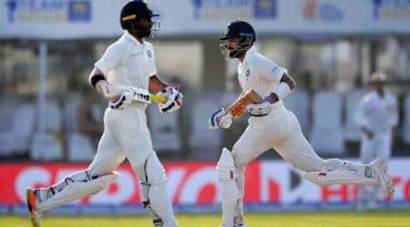 India vs Sri Lanka, 1st Test Stats: Virat Kohli first Indian captain to register sixty-plus average overseas inTests