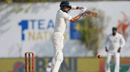 India vs Sri Lanka: Abhinav Mukund, Virat Kohli strengthen India's grip at Galle, stretch lead to498