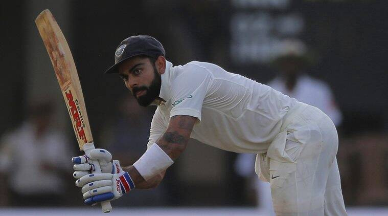 Virat Kohli, India vs Sri Lanka, ind vs sl, sports news, cricket, Indian Express
