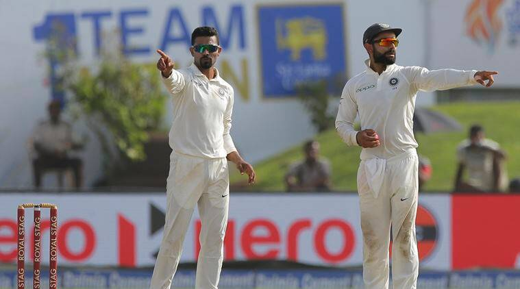 India thump Sri Lanka in 1st Test in Galle