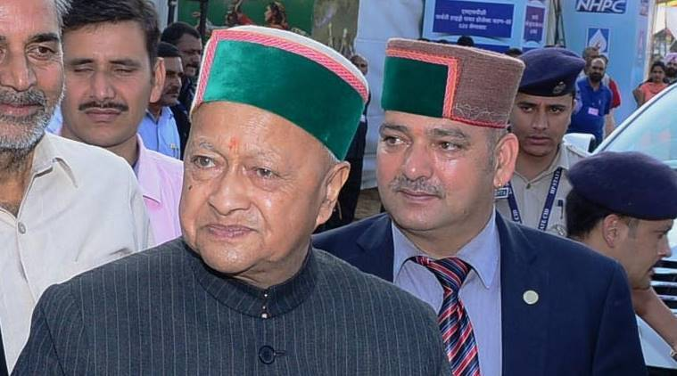 Vurbhadra Singh, Himachal Pradesh CM, Himachal CM, Development of Himachal, HP, Himachal politics, Himachal Congress, Congress government, India News, Indian Express