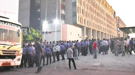 'Minor clash' after layoffs at Vivo office in Greater Noida