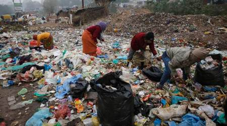 Dumping continues at Bhalswa; a colony, school suffer most