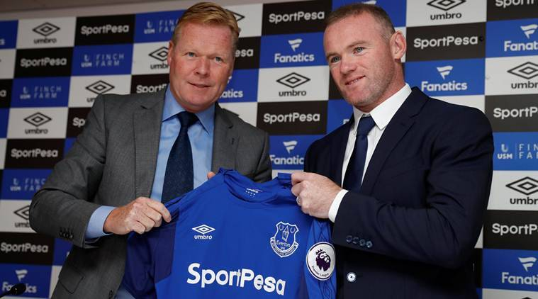 wayne rooney, wayne rooney everton, wayne rooney manchester united, football news, sports news, indian express