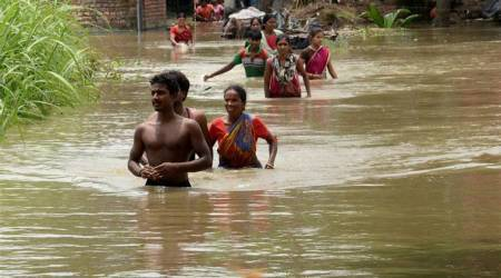 Javed Khan, West Bengal floods, Minister on west bengal floods, indian express news
