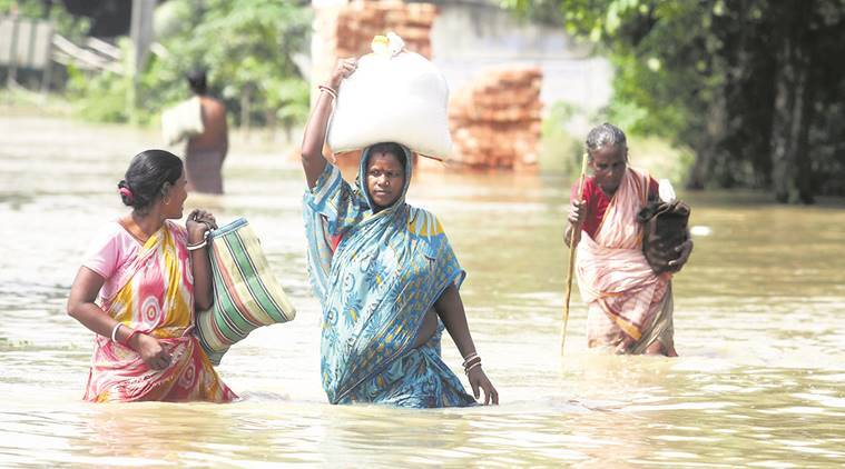 Bengal yet to receive Central fund for flood damages : govt