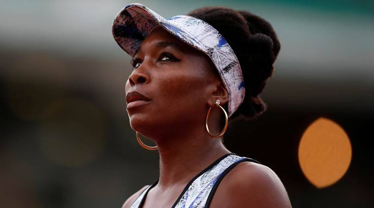 Venus Williams, Jerome Barson Tennis news, sports news, indian express