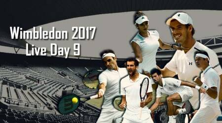 Wimbledon 2017 Day 9: Federer through to semis; Djokovic retires against Berdych